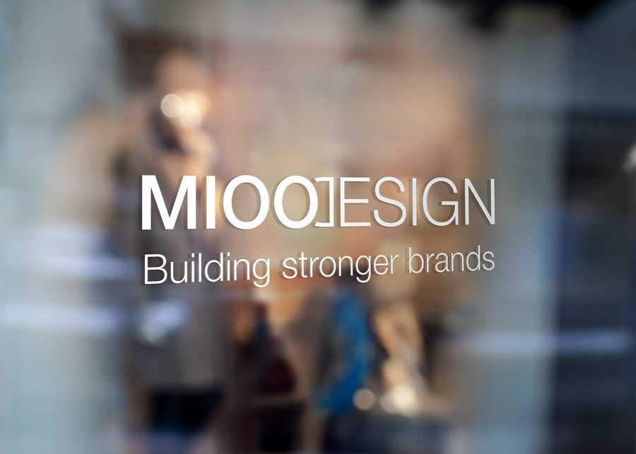 Communicatiebureau Brugge - Logo Mioo Design - West-Vlaanderen