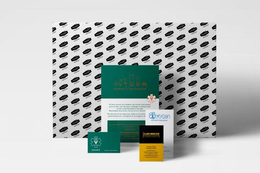 Communicatiebureau Brugge - Mioo Design - Offline communicatie - West-Vlaanderen